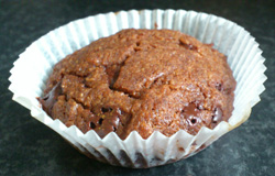 Chokladbitar-i-muffins